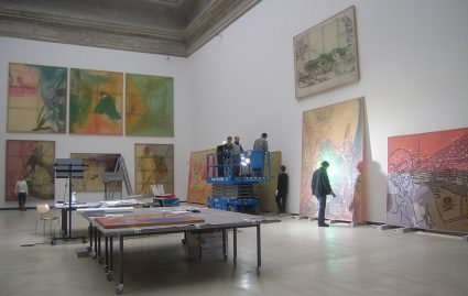 Sigmar Polke - Retrospektive, SKD Lipsiusbau 2007